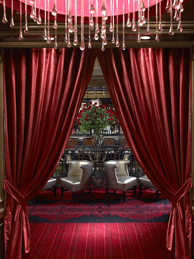 the Starlight Room, the Sir Francis Drake Hotel, San Francisco, David Phelps Photography
