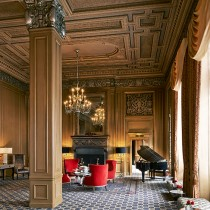 Sir Francis Drake Hotel, San Francisco, David Phelps Photography