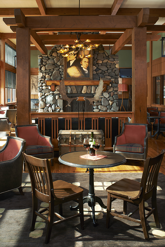 Skamania Lodge, Washington