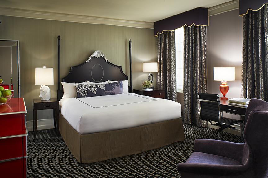 Sir Francis Drake, San Francisco, David Phelps Photography, Kimpton Hotels